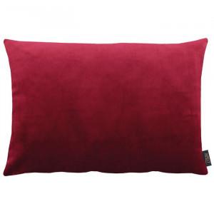 Perna decorativa Arte, roșu bordeaux, 40 x 60 x 5 cm