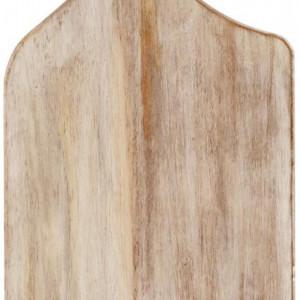 Placa de taiat, maro, 50 x 22 cm