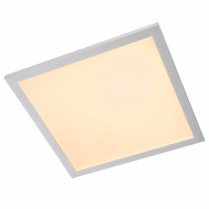 Plafoniera LED Halley II plastic/aluminiu, alb, 1 bec, 230 V