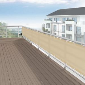 Prelata balcon Portland, crem, 300 x 75 cm