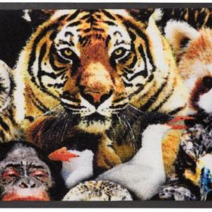 Pres de intrare Animali by Bruno Banani, 40 x 60 cm, multicolor