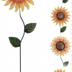 Set de 2 decoratiuni gradina Karll floarea soarelui
