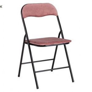 Set de 2 scaune Amal roz