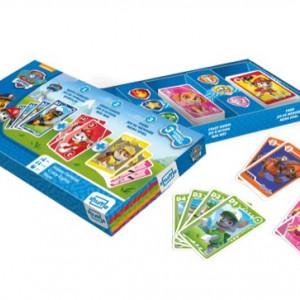 Set de carti de joc Paw Patrol tripack