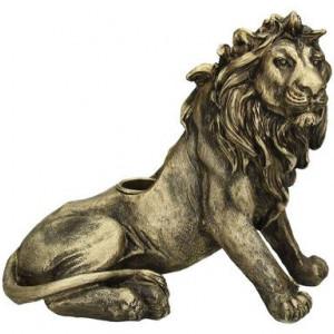 Suport de lumanare Lion
