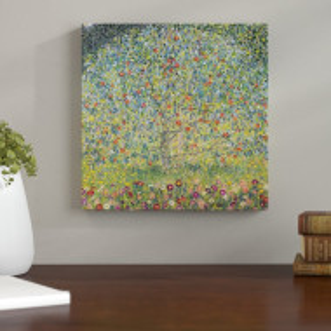 "Tablou ""Apple Tree"", multicolor, 100 x 100 cm"