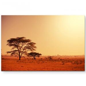 "Tablou ""Arborele Quiver"", panza, 80 x 120 cm"
