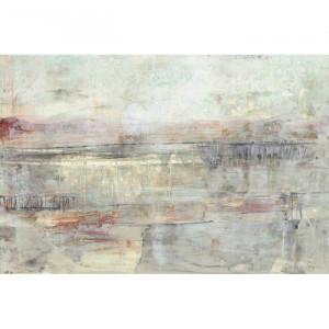 "Tablou ""Soft Scape III"", 45 x 66 x 2 cm"
