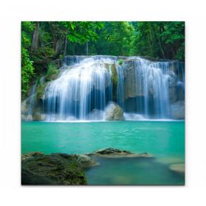 Tablou, Cascada Erawan, 60 x 60 cm