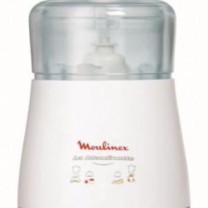 Tocator Moulinex DPA141, alb, 800W