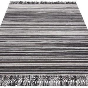 Traversa Arik by Home Affaire, 80 x 150 cm, negru
