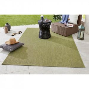 Covor din fibre sintetice Match - verde - 120 x 170 cm