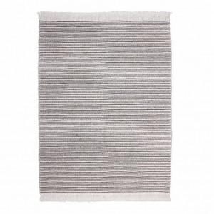 Covor Natura 110 tesatura - Natural / Gri - 170 x 120 cm