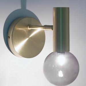 Aplica Wilson din sticla, 12 x 22 cm