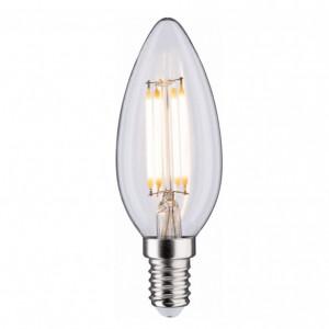 Bec Fil III, LED, metal/sticla, 10 x 3,5 cm, 45w