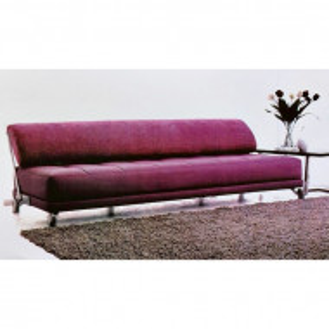 Canapea extensibila, roz
