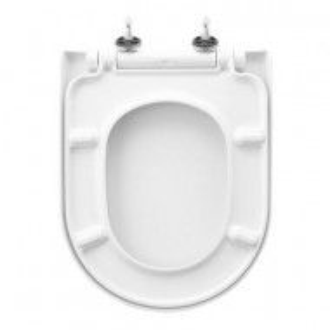 Capac toaleta Pondview, alb