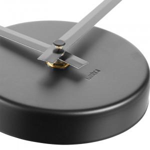 Ceas Blink din metal, negru, 33.2 cm