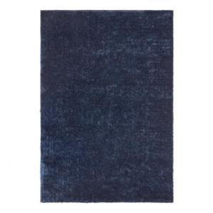 Covor Tufted albastru, 80 x 150 cm