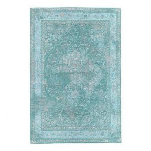 Covor Westwing Collection, albastru, 160 x 230 cm