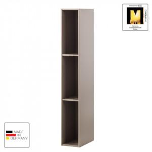 Depozit Anzio I MDF, gri, 16,3 x 143 x 28,3 cm