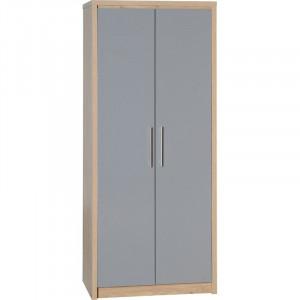 Dulap Gia din lemn, 180 x 76 cm
