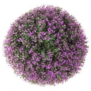 Element decorativ outdoor Lavanda, d30 cm