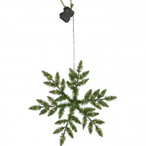 Fulg de nea, Verde, 50 x 50 x 2 cm