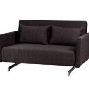 Husa pentru canapea extensibila Dendera B, maro