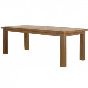 Masă Bois, lemn masiv, 220 x 100 cm