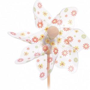 Morișcă de vânt Karll, plastic, diametru de 28cm