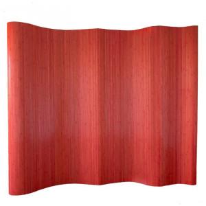 Paravan Jeri, rosu, 200 x 250 x 0,3 cm