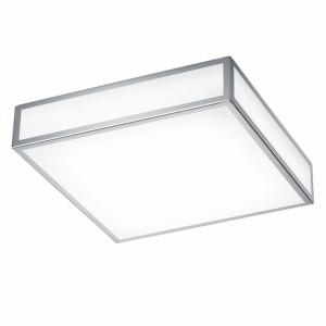 Plafoniera LED Zello II sticla/cromat, alb, 1 bec, 220 V, 1310 lm