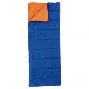 Sac de Dormit Dreptunghiular Tesco, Albastru
