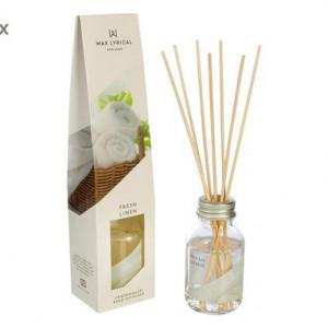 Set de 2 difuzoare de parfum cu bete Cotton