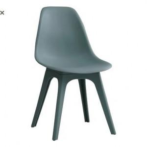 Set de 2 scaune Carina verde