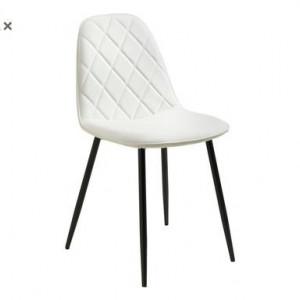 Set de 4 scaune Faro albe