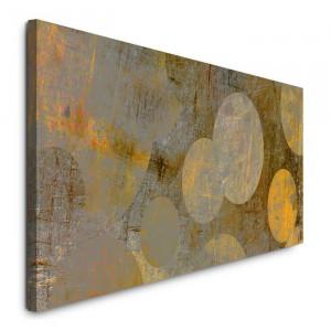Tablou, panza, maro, 50 x 120 x 3cm