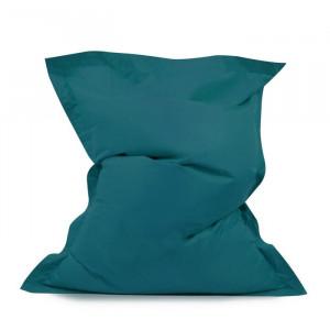 Taburet Bean Bag, Verde, 30 x 110 x 140 cm