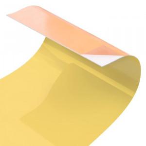Tapet pentru bucatarie Mierea, galben, 50 x 50 cm