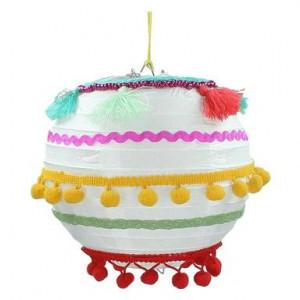Abajur Rina multicolor, 15 x 15 cm