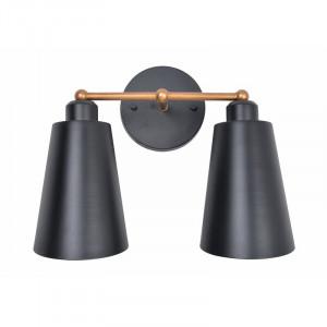Aplică Valmonte din metal, 36.2 x 17 cm