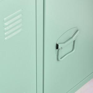 Buffet Polina, verde, 58 x 120 x 42 cm