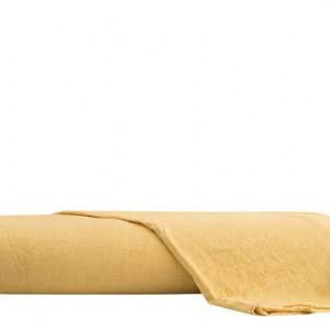 Cearsaf pat sopra galben, matrimonial