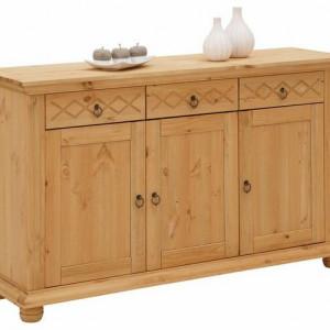 Comoda Home Affaire, lemn masiv