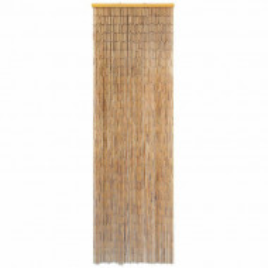 Cortina lamelara, maro, 56 x 185 cm