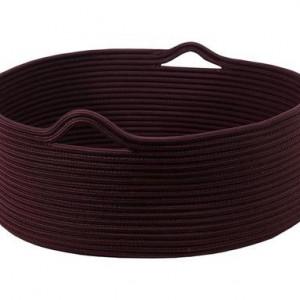 Coș Mandalay VI, fibra sintetica, 49 x 18,5 cm