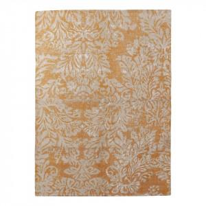 Covor Chaniers, bumbac, galben, 160 x 200 cm