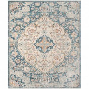 Covor Headley crem/albastru, 243 x 304 cm
