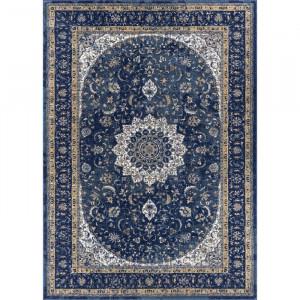 Covor Kyler Power Loom, albastru, 239 x 320cm